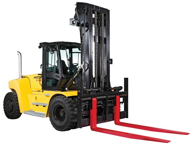 Forklifts (Big Truck)