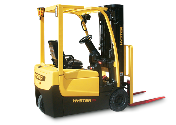 3 Wheel Electric Forklifts