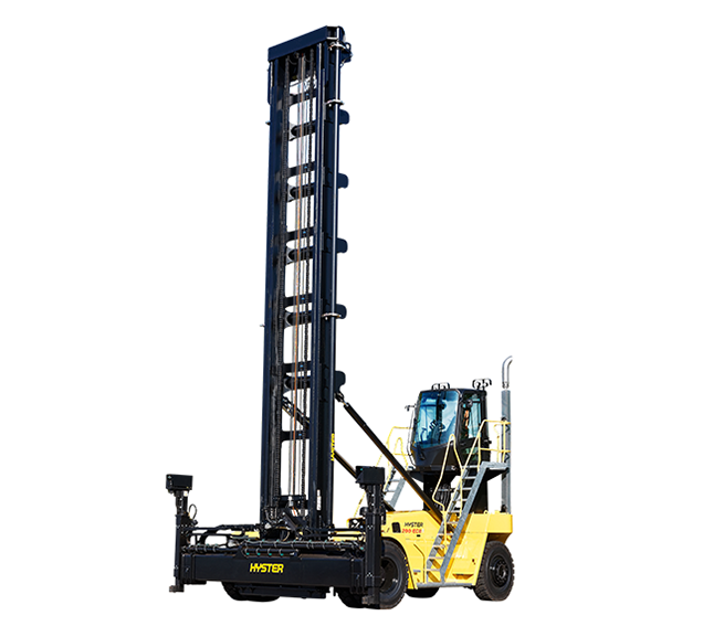 HYSTER H180-230HD-EC/D Empty Container Handlers - Front right profile