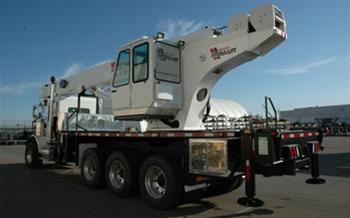 Swing Cab Crane (50 ton)