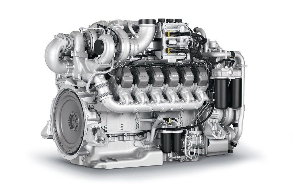 Heavy-Duty Engines