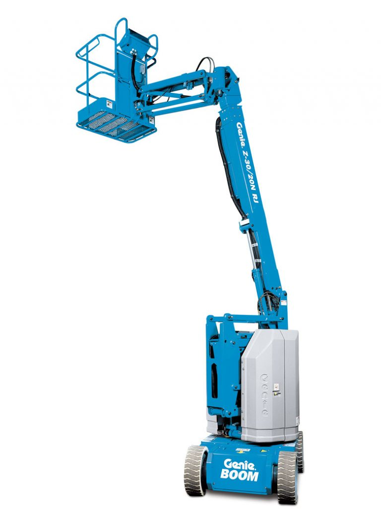 GENIE Z-30/20N RJ Articulated Boom Lifts - Max Platform Height 29 ft 2 in | 8.89 m