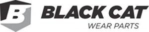 Black Cat Wear Parts Logo