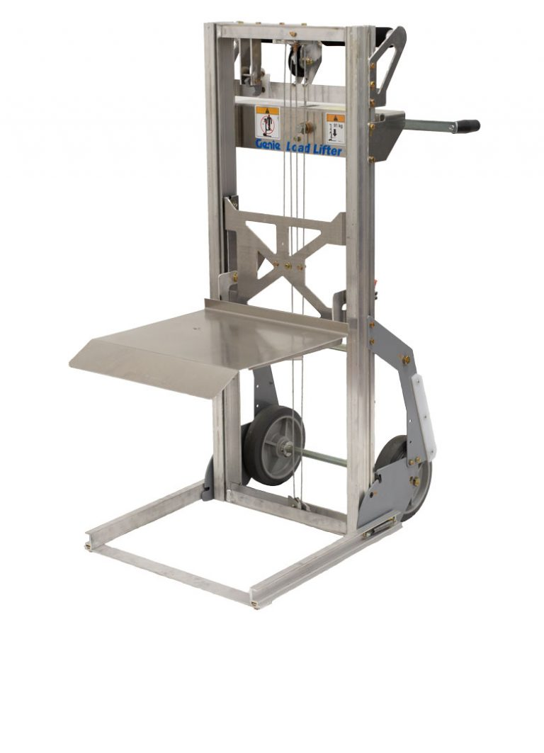 GENIE Material Lifts Load Lifter - Capacity 200 lb | 91 kg