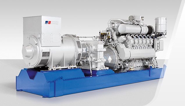 Gas Generator Sets – Continuous