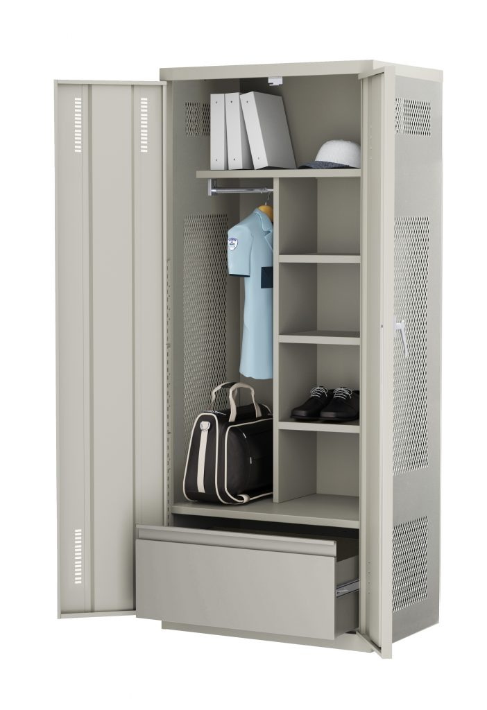 Lockers, Cabinets & Workstations