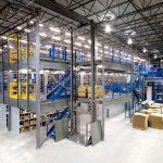 Warehouse Solutions - Mezzanine