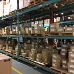 Racking Selective Rack - Products on racks