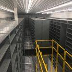 Storage Platforms - Shelf Supported Catwalk