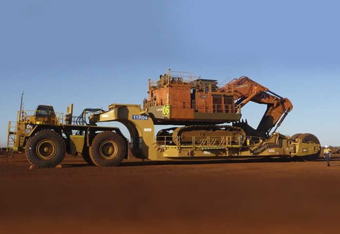 Jaws Low Loader