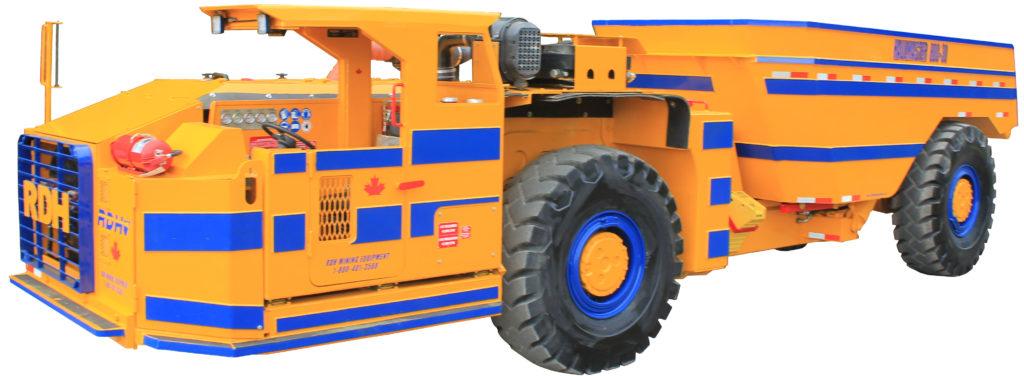 Haulmaster Haul Trucks