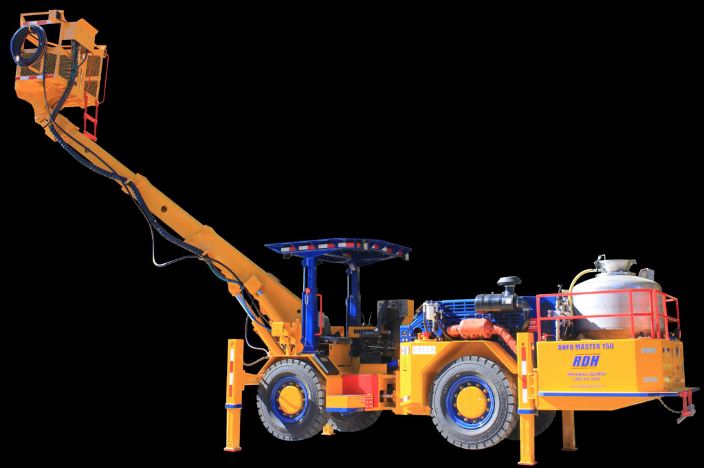Anfomaster AN-FO Loaders