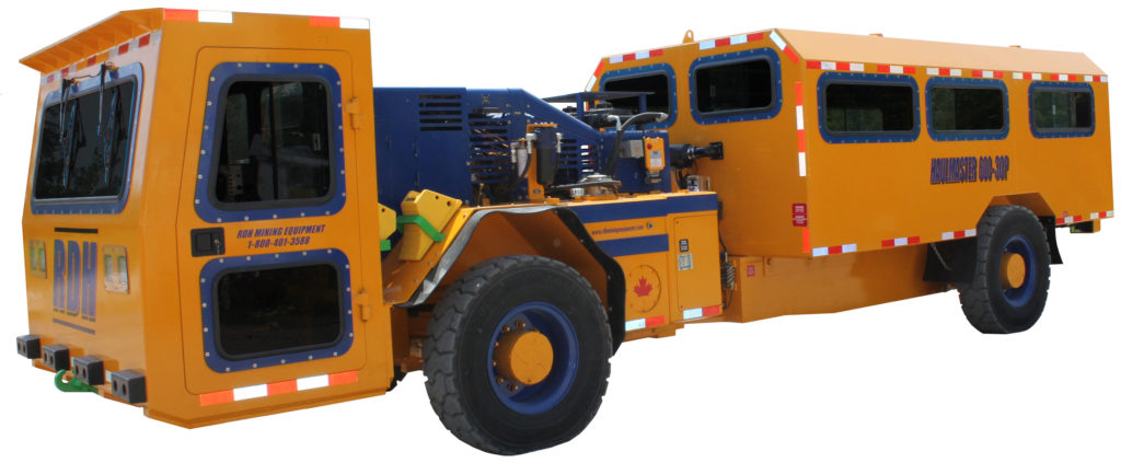 Haulmaster Personnel Carriers