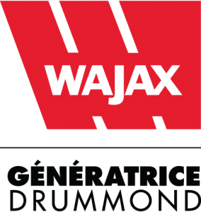 Generatrice Drummond and Wajax Logo