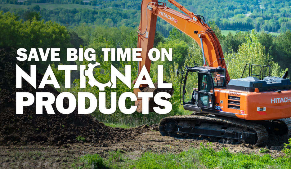 Save Big Time on National Products