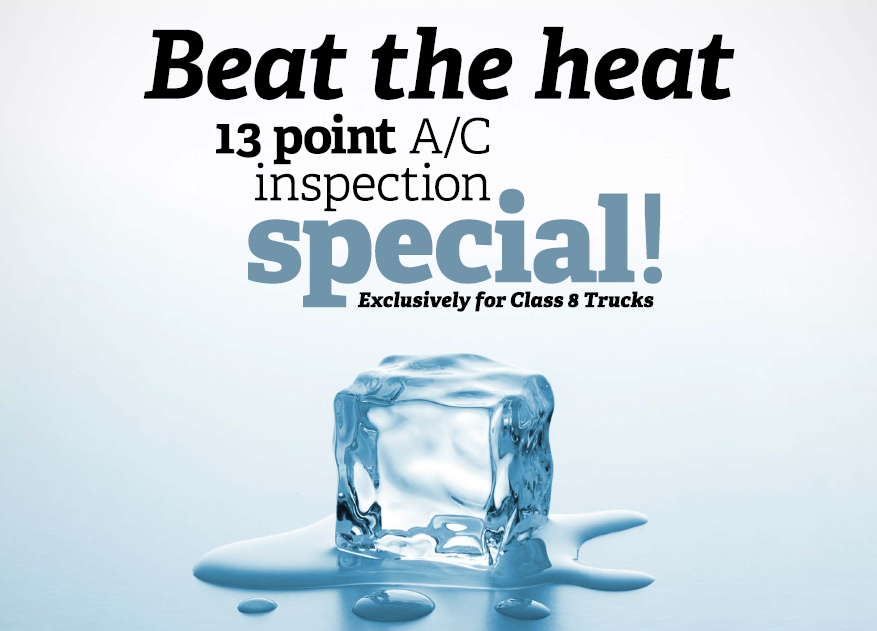 A/C Inspection Special