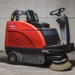 PowerBoss Apex 47 Sweeper - Designed for heavy duty industrial