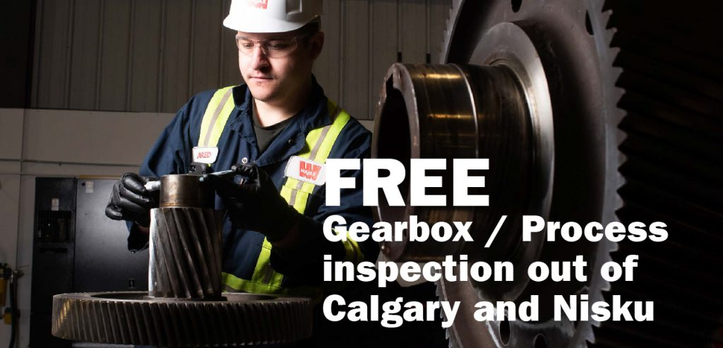 Gearbox and Process Inspections
