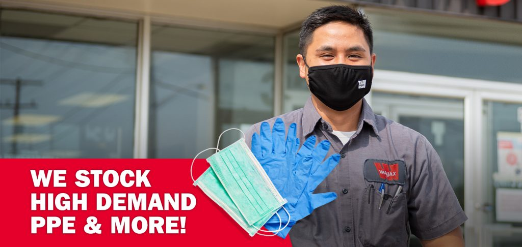 Wajax PPE Essentials
