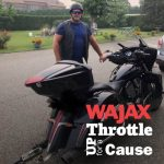 Wajax Throttle Up for a Cause