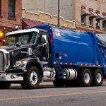 Autocar Garbage Truck