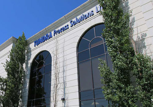 Tundra Solutions Building