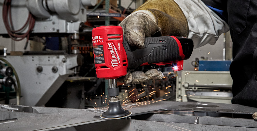 Milwaukee Right-angle Die Grinder